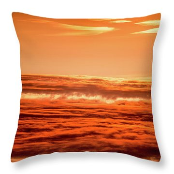 Throw Pillow featuring the photograph Upside Down by Onyonet  Photo Studios