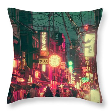 Kansai Throw Pillows