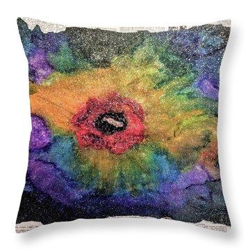 Uranoscopidae Throw Pillow