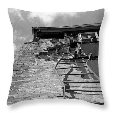 Urban Renewal, 1972 Throw Pillow