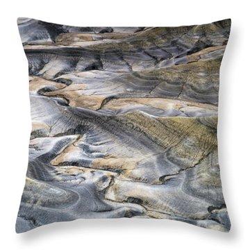 Utah Desert Panorama Throw Pillow