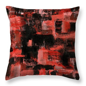 Wall Of Fame Throw Pillow