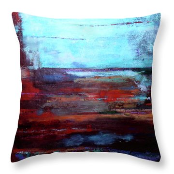 Water Magic  Throw Pillow