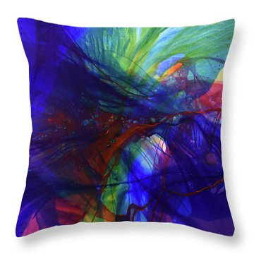 Way Of Escape Throw Pillow