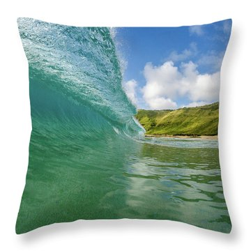 West Side Throw Pillow