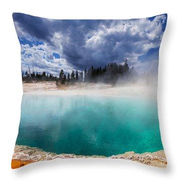 Destination Throw Pillows