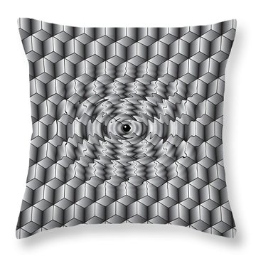 What Does Ai Look Like To Ai Throw Pillow