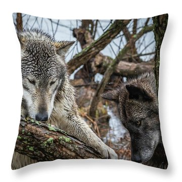 Whatta Ya Got Throw Pillow