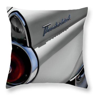 Fins Throw Pillows