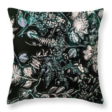 Wild Decorations Throw Pillow