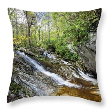 Wilson Creek  Throw Pillow
