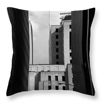 Historic Monument Throw Pillows