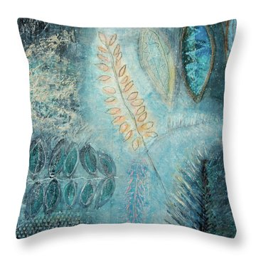 Winter Wish 1 Throw Pillow