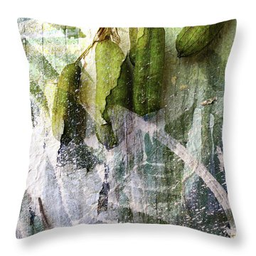 Wistful Might Have Been Throw Pillow