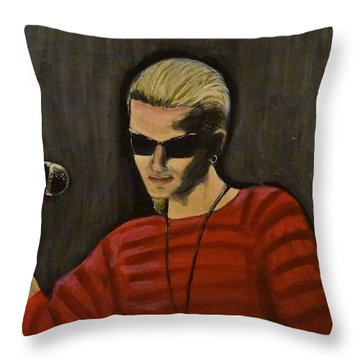 Would Throw Pillow