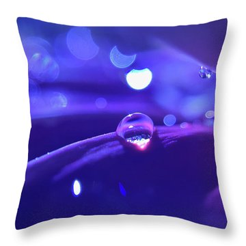 You Know What They're Singing About Tonight Throw Pillow