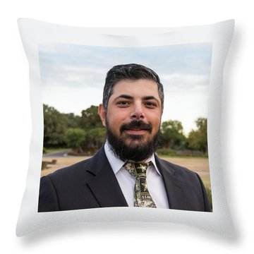Youssef Throw Pillow