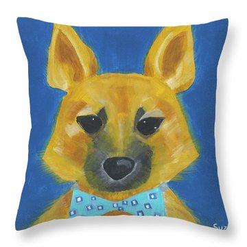 Yukon Throw Pillow