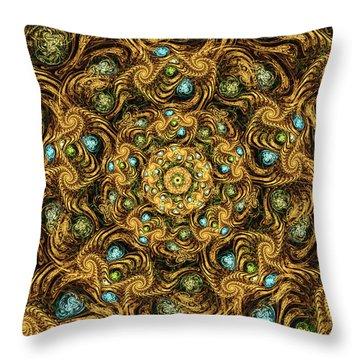 Zechariah Throw Pillow