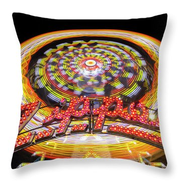County Fair Throw Pillows