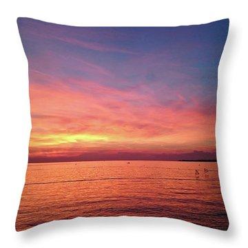 Istra Throw Pillows Fine Art America