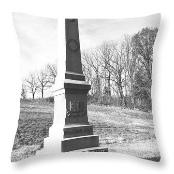 Regiment Throw Pillows