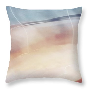 Coffee the Right Way - Throw Pillow Product by Matthias Zegveld
