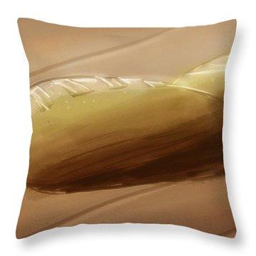 Fresh Baked Bread - Throw Pillow Product by Matthias Zegveld