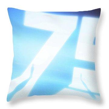 Gate 75 - Throw Pillow Product by Matthias Zegveld