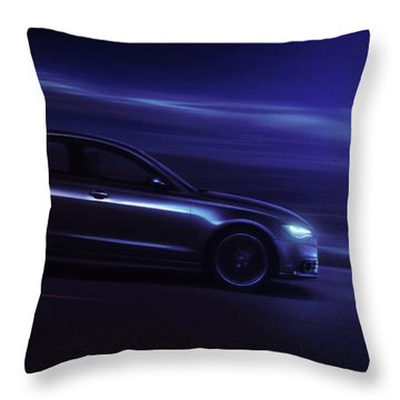 My Favorite Ride - Throw Pillow Product by Matthias Zegveld