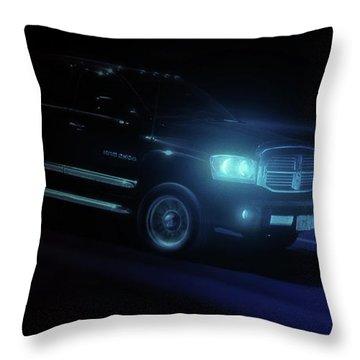 The Ram - Throw Pillow Product by Matthias Zegveld