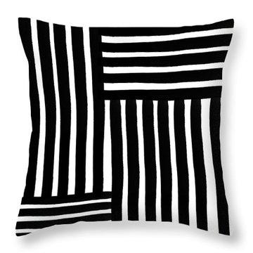 Connection Throw Pillows