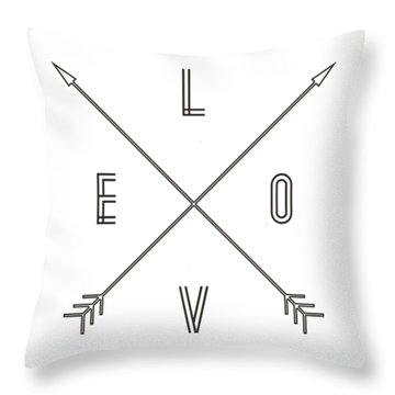 Vogue Throw Pillows