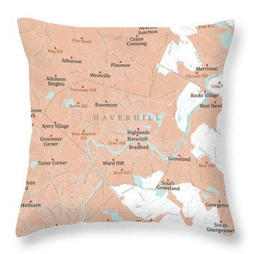Plaistow Throw Pillows