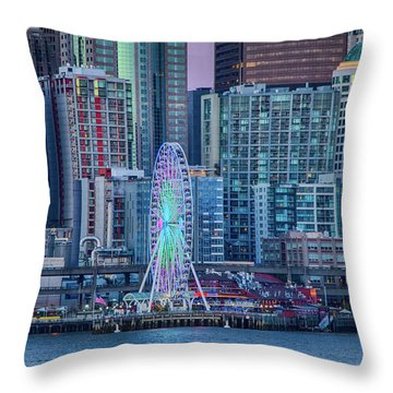 Gerri Bigler Throw Pillows For Sale