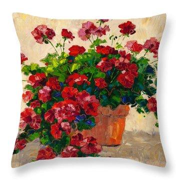Linda Star Landon Throw Pillows