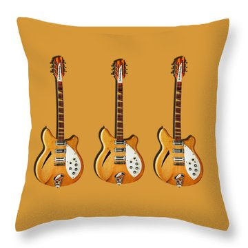 1964 Throw Pillows