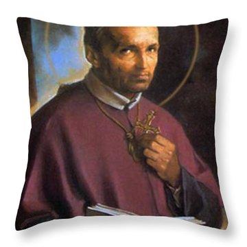 Samuel Epperly Throw Pillows For Sale