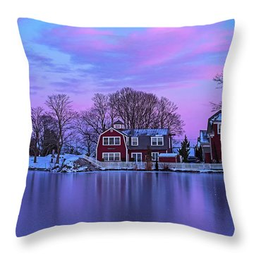 Marblehead Ma Throw Pillows Fine Art America