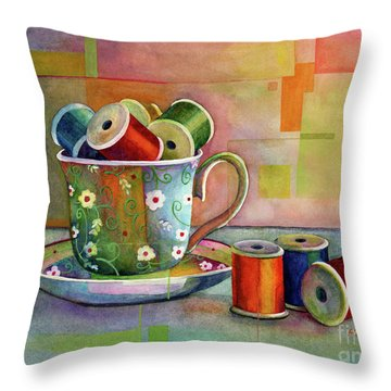 Sewing Pattern Throw Pillows