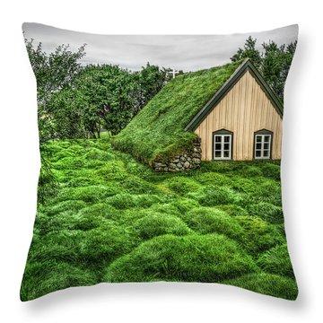 Chapel Throw Pillows