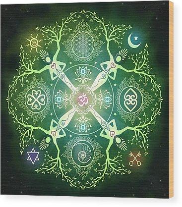 Enlightenment Wood Prints
