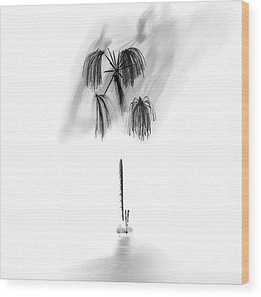 Visual Works Wood Prints