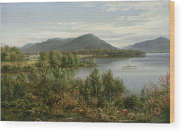 Bolton Landing Wood Prints