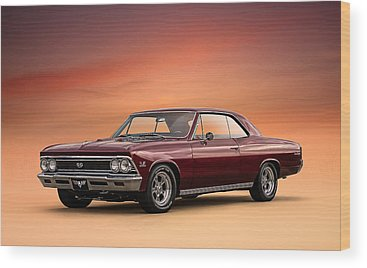 Chevy Ss Wood Prints