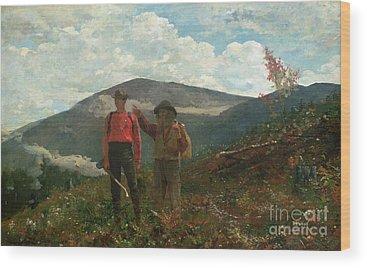 The Hill Wood Prints