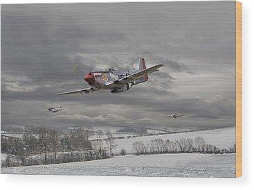 Aviation Wood Prints