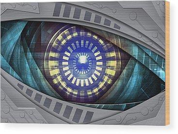 Designs Similar to Abstract Robot Eye