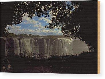 Landscape Travelpics Wood Prints