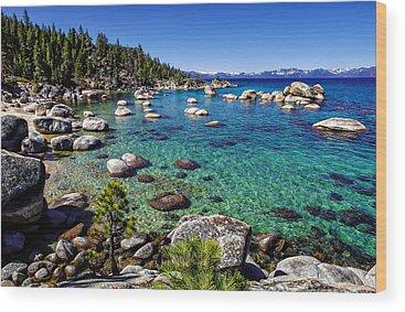 Tahoe Wood Prints